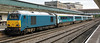 67002 on Arriva Trains Wales Holyhead to Cardiff passenger service at Newport on Monday 19th August 2013