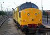 97304 John Tilley thunderbird at Warrington on Saturday 9th August 2014