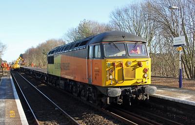 Trains - February 2015