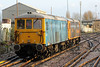 73109 at Hither Green on 3rd January 2014