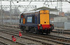 20309 enters Carlisle on 31st January 2014
