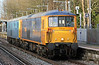 73141 at Hither Green on 3rd January 2014