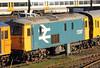 73207 in Tonbridge Yard on 2nd January 2014