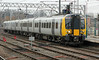 350401 enters Carlisle on test run 31st January 2014