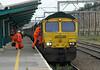 66953 crew change at Carlisle