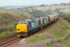 37409 heads the Northern Belle ecs on its run from Aberdeen to Crewe on 21st July 2013