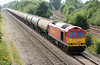 60092 North Staffs Junction on Friday 18th July 2014