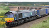 66403 at Culloden Viaduct on Saturday 15th June 2013