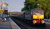 47832 heads 1H79 Royal Scotsman through Dyce on Friday 5th June 2015