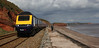 HST Dawlish Seawall - 13 March 2013