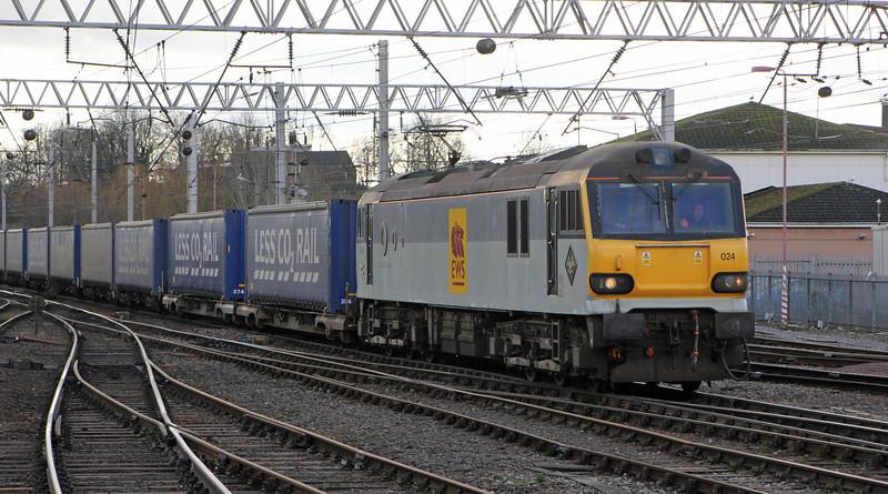 92024 at Carlisle 1 March 2014