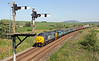 Crewe to Inverness tour held in Keith loop on Friday 30th May 2014