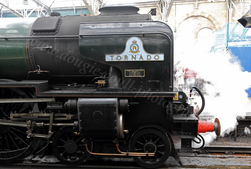 Tornado - 60163 - Glasgow Central Station - 21 September 2011