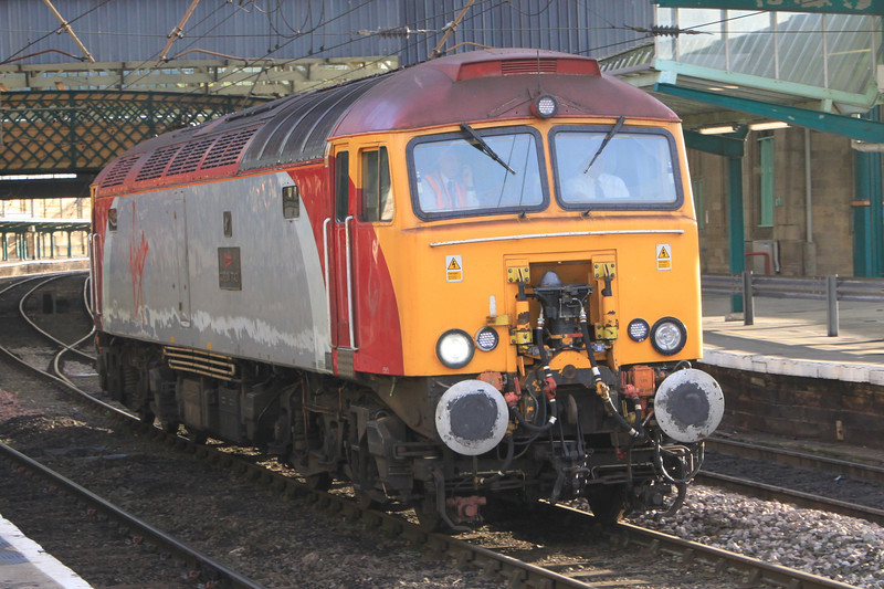 57304 at Carlisle on 24th November 2011