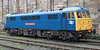86101 Sir William Stanier FRS sits in Carlisle in preparation for ice breaking duties