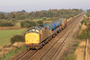 97304 on tail of RHTT to the south of Chester 15 October 2011