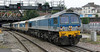 59004 at Newport on Monday 1st October 2012