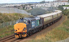 37423 leads lunchtime dining train south out of Aberdeen at Girdleness on 8th September 2011