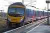 First TransPennine Express - Class 185 - No 185105 - Carstairs Station - 13 November 2011