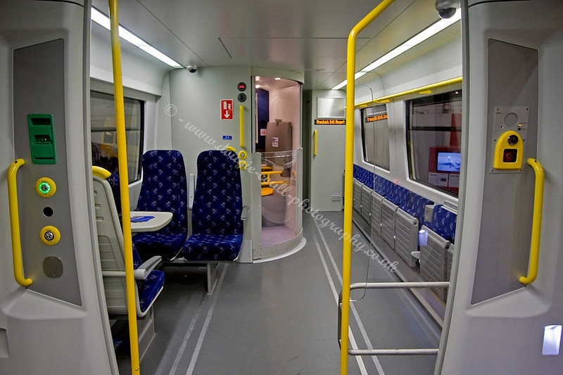 New 'Class 380' Train - Enters Service in September 2010