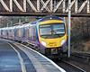 First TransPennine Express Class 185 - No 185105  - Carstairs Station - 13 November 2011