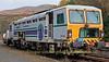 DR 73934 - Plasser & Theurer 08-16/4x4C100-RT Tamper - Garelochhead