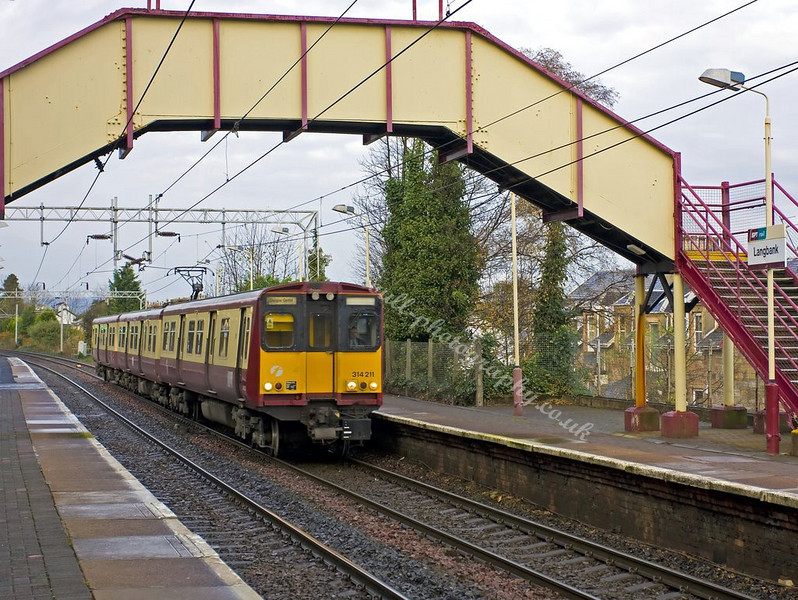 Langbank  Station - 314211 - Approaches