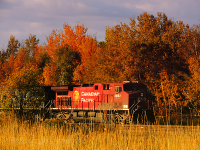 Train Engine, October 2016