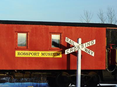 Rossport Museum, Rossport, Ontario, Canada