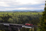 Canadian Pacific Railway; Boreal Forest; Shipping