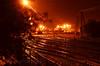 Wet Rail Yard
