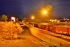 Trains & Tracks; Long Exposure Night Photography