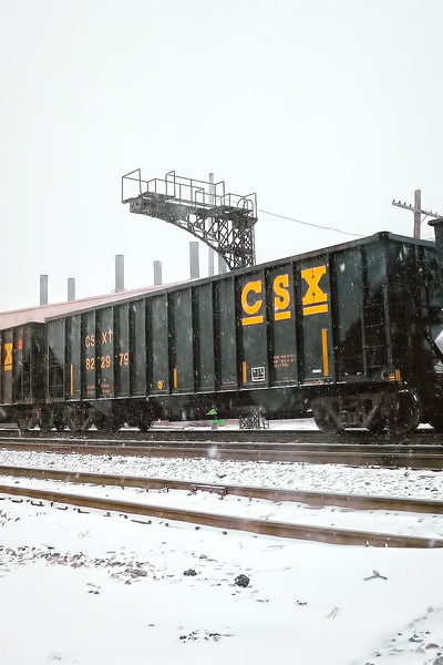 CSX Coal Hopper