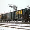 CSX Coal Hopper