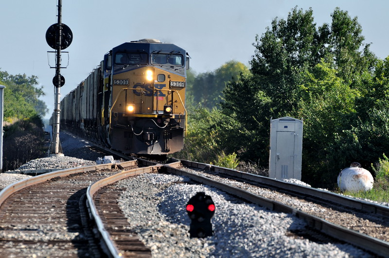 CSX Piqua Ohio