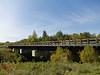 Railway bridge across Store Creek
