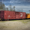 Boxcar and Caboose