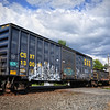 Boxcar Graffiti
