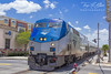 Amtrak PO91 Arrives in Lakeland, Florida