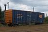 Ontario Northland Railway boxcar 2806 at Moosonee.