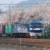 Frieght Train, Nagaokakyo, Kyoto-fu, Japan
