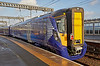 Class 385 (385102) Test Train at Gourock Station - 11 January 2017