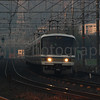 Commuter Train and Diesel Train, Nagaokakyo, Kyoto-fu, Japan