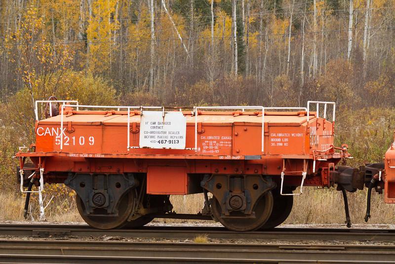 CN scale car 52109