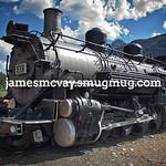 Durango Sliverton Train