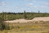 Visit to the Agrium Phosphate Mine near Kapuskasing.