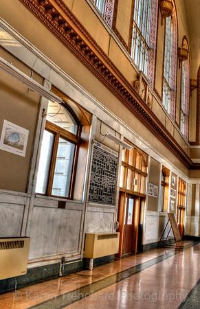 Union Station The Denver Zephyr Amtrak