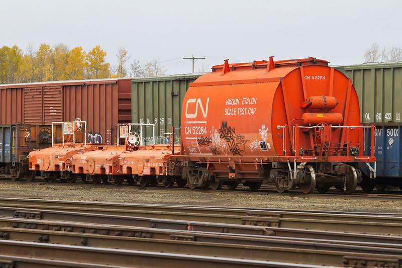 CN scale car 52284