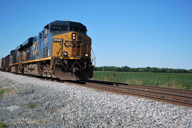 CSX Train Engine