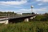 Ontario Northland Railway freight has crossed Store Creek.